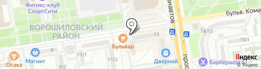 S.T.A.L.K.E.R. на карте Ростова-на-Дону