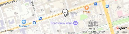 Premiere media на карте Ростова-на-Дону