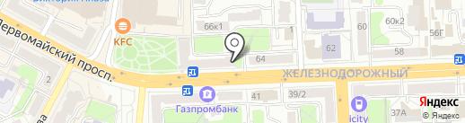 Linza62.ru на карте Рязани