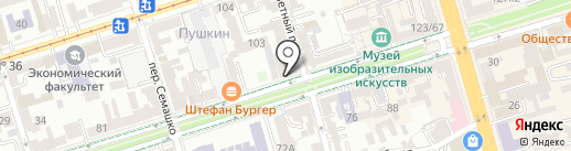 OstatkiSladki.ru на карте Ростова-на-Дону