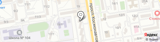 Ваш консультант на карте Ростова-на-Дону