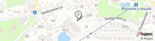 Русь на карте Сочи