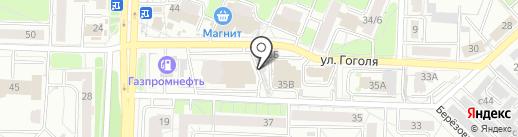 Магазин бытовой химии и хозяйственных товаров на карте Рязани