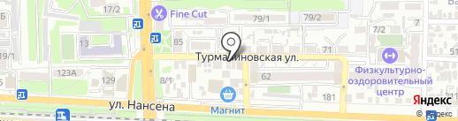 Таможня Инфо на карте Ростова-на-Дону