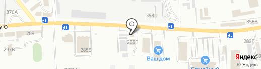 Автоломбард Батайск на карте Батайска