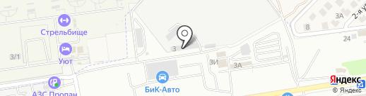 Форум на карте Ростова-на-Дону