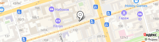 SONM на карте Ростова-на-Дону