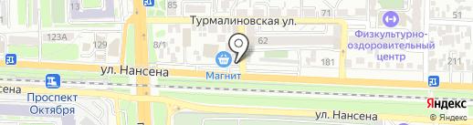 GIROMAX на карте Ростова-на-Дону