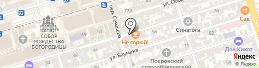 Магазин света на карте Ростова-на-Дону