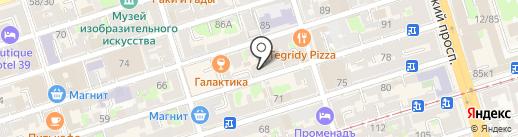 MY LAMP на карте Ростова-на-Дону