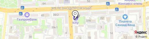 ГорВетАптека на карте Рязани