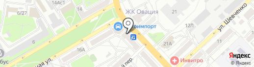 PUPER.RU на карте Рязани