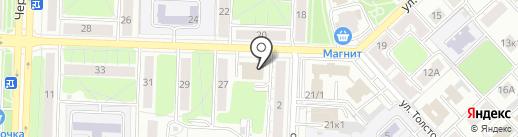 РОСГОССТРАХ, ПАО на карте Рязани