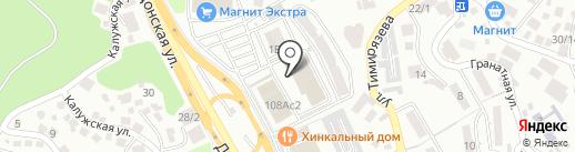ГрадСтрой на карте Сочи