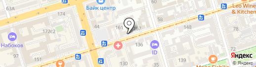 Донской центр юридической помощи на карте Ростова-на-Дону