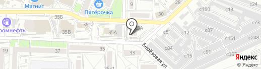 Миргород, ТСЖ на карте Рязани