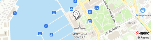 Sochi Charter на карте Сочи