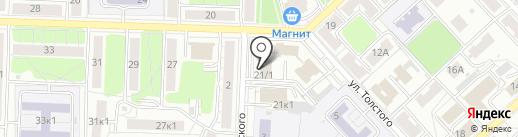 Оптово-розничная компания на карте Рязани