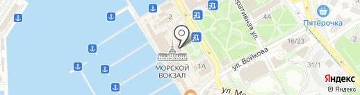Articoli на карте Сочи