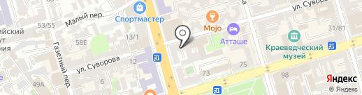Endorphin на карте Ростова-на-Дону
