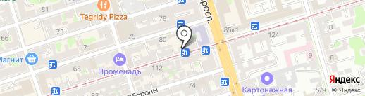 Giftcentr61 на карте Ростова-на-Дону