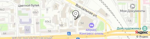 Премиум Инвест Фонд, ЗАО на карте Рязани
