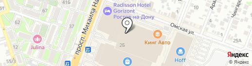Sticker shop на карте Ростова-на-Дону