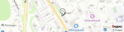 СушиWok на карте Сочи
