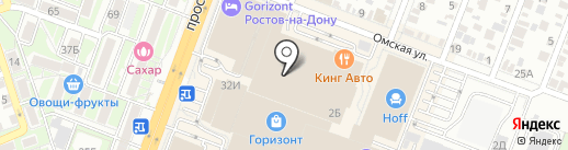 Guess на карте Ростова-на-Дону
