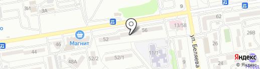 ПарусТоргСбыт на карте Ростова-на-Дону