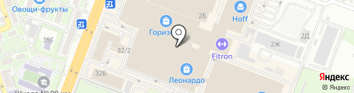 Fashion watch на карте Ростова-на-Дону