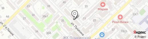 МаслоПром на карте Рязани