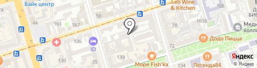 Монтаж-Сервис-Юг на карте Ростова-на-Дону