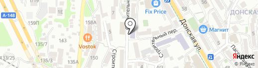 Колледж на карте Сочи