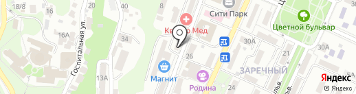ОСОБЫЙ СЛУЧАЙ на карте Сочи