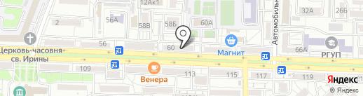 Apple Special Service на карте Ростова-на-Дону