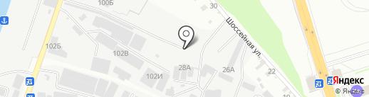 Тагпласт на карте Ростова-на-Дону