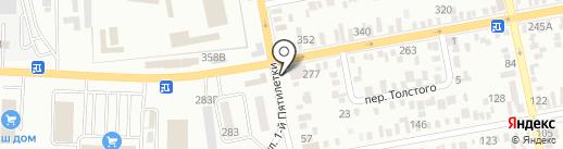 ЕК Сервис на карте Батайска
