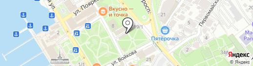 FELICITA на карте Сочи