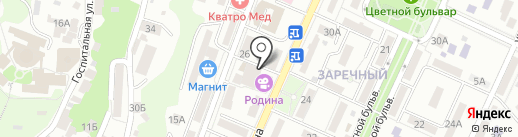 Lapin Vesta на карте Сочи