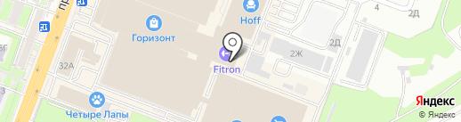 AltEgo на карте Ростова-на-Дону