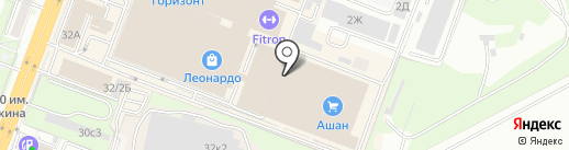 D & P parfumum на карте Ростова-на-Дону