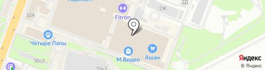 Olga Grinyuk на карте Ростова-на-Дону