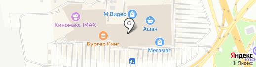 Лимпопо на карте Ростова-на-Дону