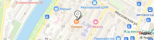 ABL-Design на карте Сочи