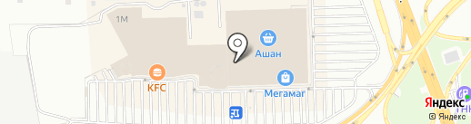 Автопилот на карте Ростова-на-Дону