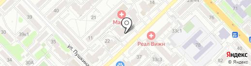 GSM мастер на карте Рязани