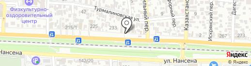 STONEHENGE на карте Ростова-на-Дону