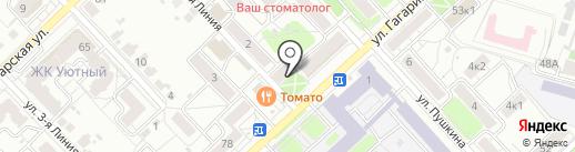 Тайм-аут на карте Рязани