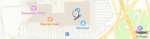 The Max Pizza на карте Ростова-на-Дону